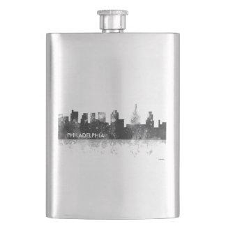 フィラデルヒィアペンシルバニアのスカイライン-飲むフラスコ フラスク