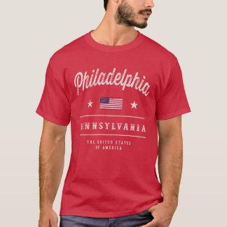 フィラデルヒィアペンシルバニア米国 Tシャツ