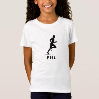 フィラデルヒィアペンシルバニア都市連続した略称 Tシャツ