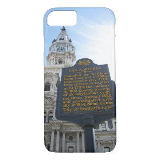 フィラデルヒィア市役所のiPhoneの場合 iPhone 8/7ケース