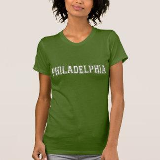 フィラデルヒィア都市ワイシャツ Tシャツ