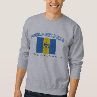 フィラデルヒィア都市旗 スウェットシャツ