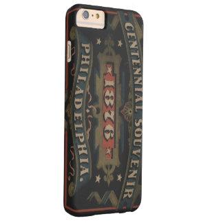 フィラデルヒィア1876年のペンシルバニア BARELY THERE iPhone 6 PLUS ケース