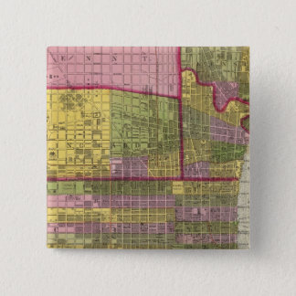 フィラデルヒィア7 5.1CM 正方形バッジ