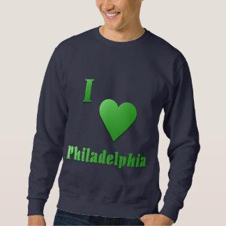 フィラデルヒィア -- ケリーの緑 スウェットシャツ