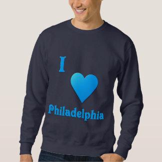 フィラデルヒィア -- スカイブルー スウェットシャツ