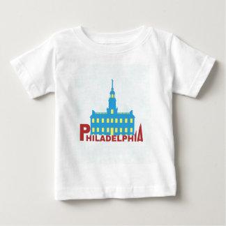 フィラデルヒィア ベビーTシャツ