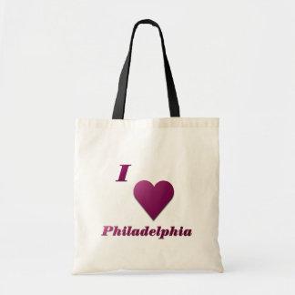 フィラデルヒィア -- ワイン トートバッグ