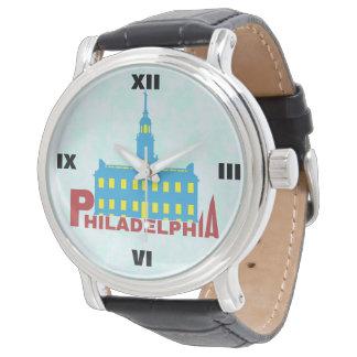 フィラデルヒィア 腕時計