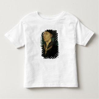フィリップのポートレートバーガンディのよい公爵 トドラーTシャツ