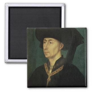 フィリップのポートレートバーガンディのよい公爵 マグネット