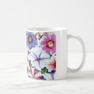 フィリップJacobsの生地のペチュニアのマグ コーヒーマグカップ