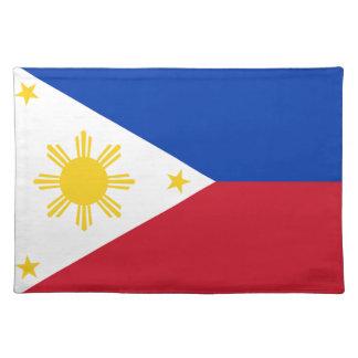 フィリピンのあなたのプライドを示して下さい! ランチョンマット