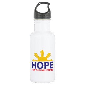 フィリピンのための希望 ウォーターボトル