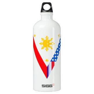 フィリピンのアメリカ人V ウォーターボトル