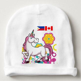 フィリピンのカナダ人のベビーのための帽子 ベビービーニー