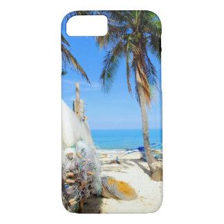 フィリピンのビーチ iPhone 8/7ケース