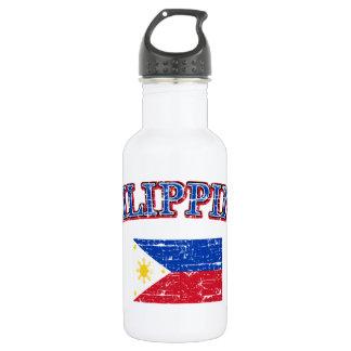 フィリピンのフットボールのデザイン ウォーターボトル