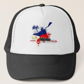 フィリピンのロゴの帽子 キャップ
