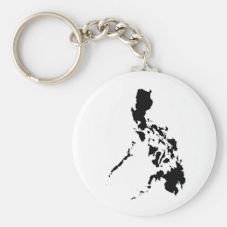 フィリピンの地図 キーホルダー