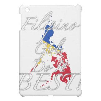 フィリピンの女の子は最も最高のなそれをします! iPad MINI CASE
