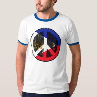 フィリピンの平和 Tシャツ