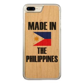 フィリピンの旗で作られる CARVED iPhone 8 PLUS/7 PLUS ケース