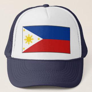 フィリピンの旗の帽子 キャップ