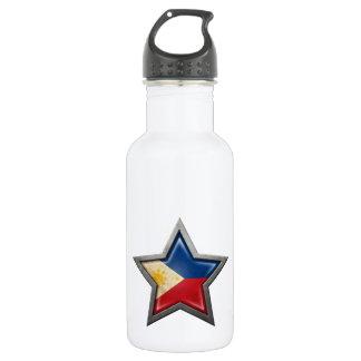フィリピンの旗の星 ウォーターボトル