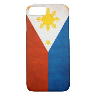 フィリピンの旗のiPhone 7の場合 iPhone 8/7ケース