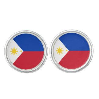 フィリピンの旗 カフスボタン