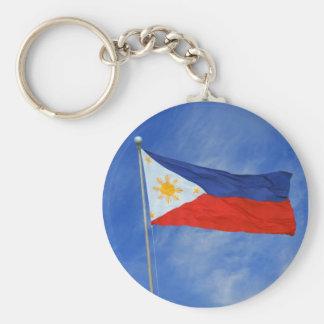 フィリピンの旗 キーホルダー