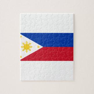 フィリピンの旗 ジグソーパズル