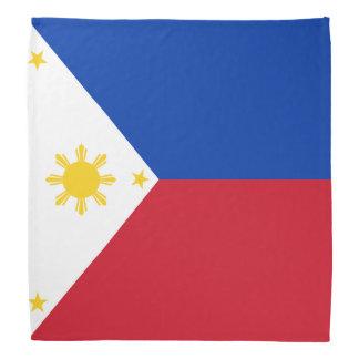 フィリピンの旗 バンダナ