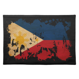 フィリピンの旗 ランチョンマット