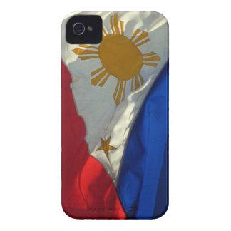 フィリピンの旗 Case-Mate iPhone 4 ケース