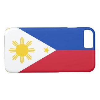 フィリピンの旗 iPhone 8/7ケース