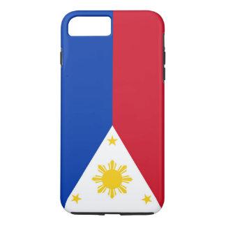 フィリピンの旗 iPhone 8 PLUS/7 PLUSケース