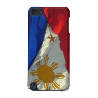フィリピンの旗 iPod TOUCH 5G ケース