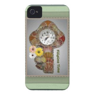 フィリピンの時間のiPhoneの場合-フィリピンのデザイン Case-Mate iPhone 4 ケース