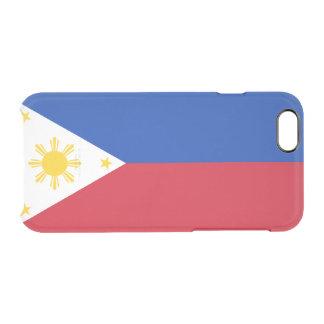 フィリピンの澄んなiPhoneの例の旗 クリアiPhone 6/6Sケース