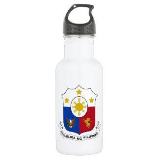 フィリピンの紋章付き外衣 ウォーターボトル