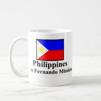フィリピンサンフェルナンドの代表団の飲み物用品 コーヒーマグカップ