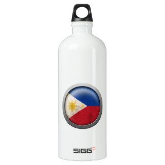 フィリピンディスクの旗 ウォーターボトル