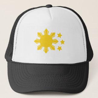 フィリピン人があること誇りを持ったなフィリピンの旗-! キャップ