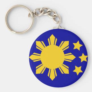 フィリピン人があること誇りを持ったなフィリピンの旗-! キーホルダー