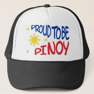 フィリピン人があること誇りを持った キャップ
