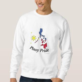 フィリピン人のプライドのスエットシャツ スウェットシャツ