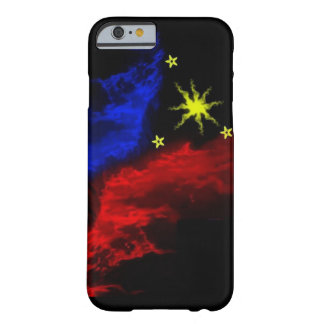 フィリピン人の煙の旗 BARELY THERE iPhone 6 ケース