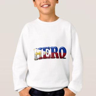 フィリピン人の英雄 スウェットシャツ